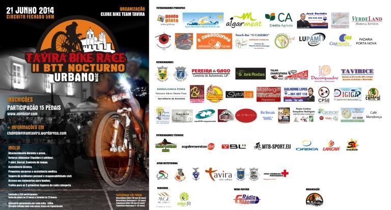 TAVIRA BIKE RACE 2014 sponsors
